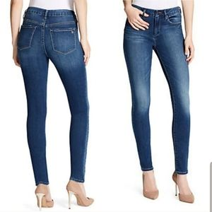 JESSICA SIMPSON High Rise Skinny Size 8/29